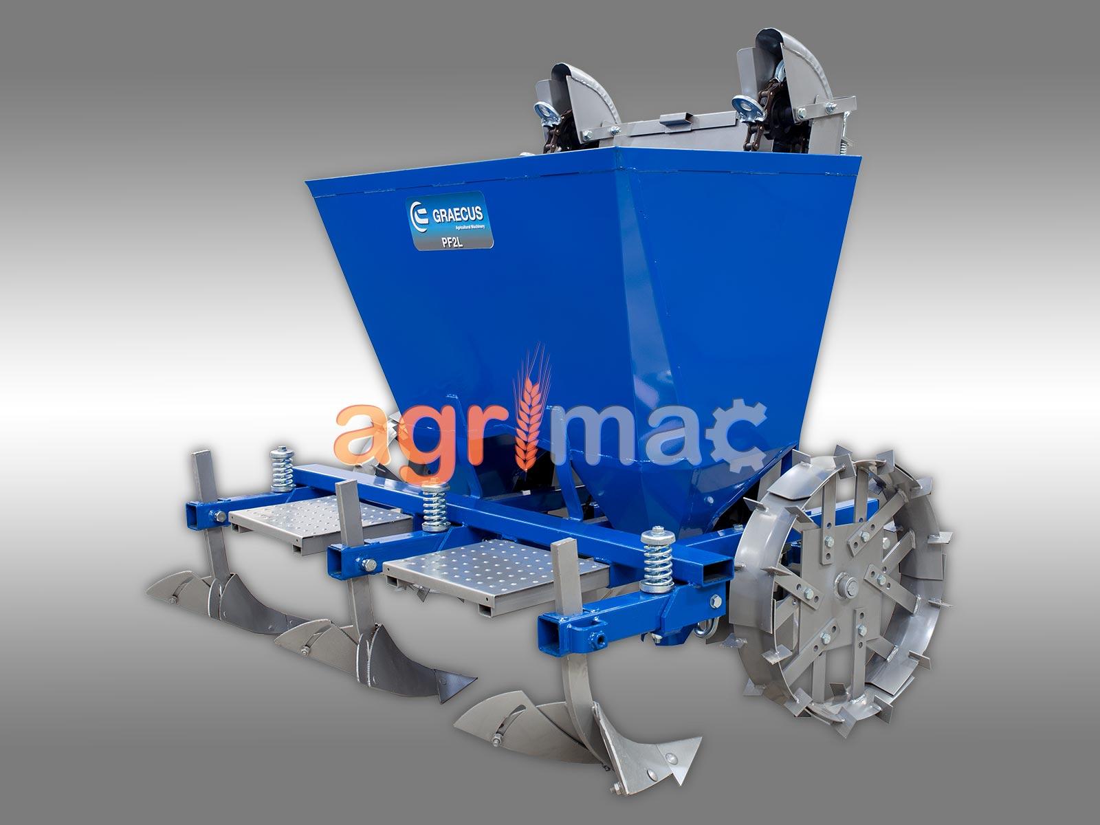 μηχανημα φυτευσης για τρακτερ