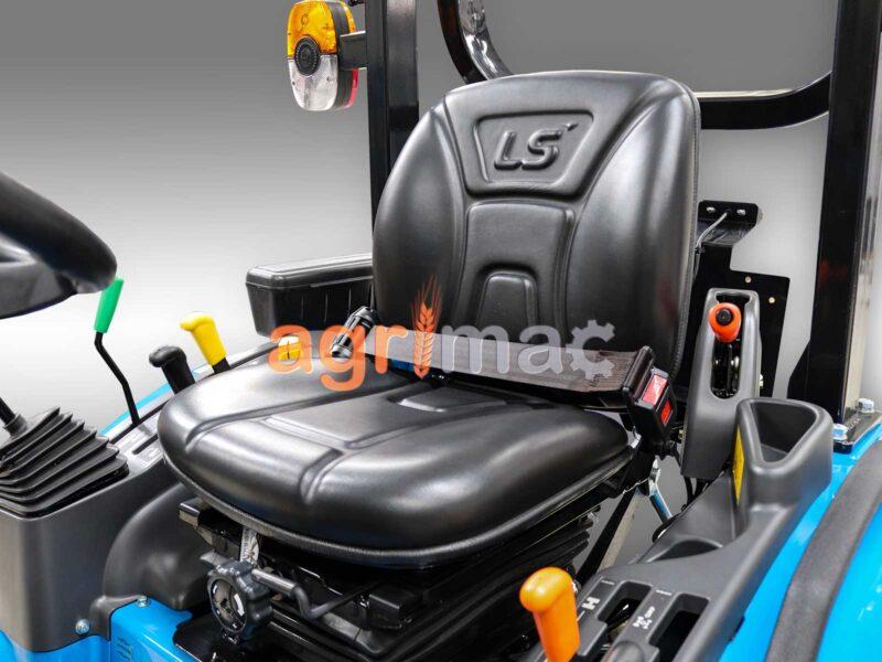 τρακτερ LS J27 καθισμα