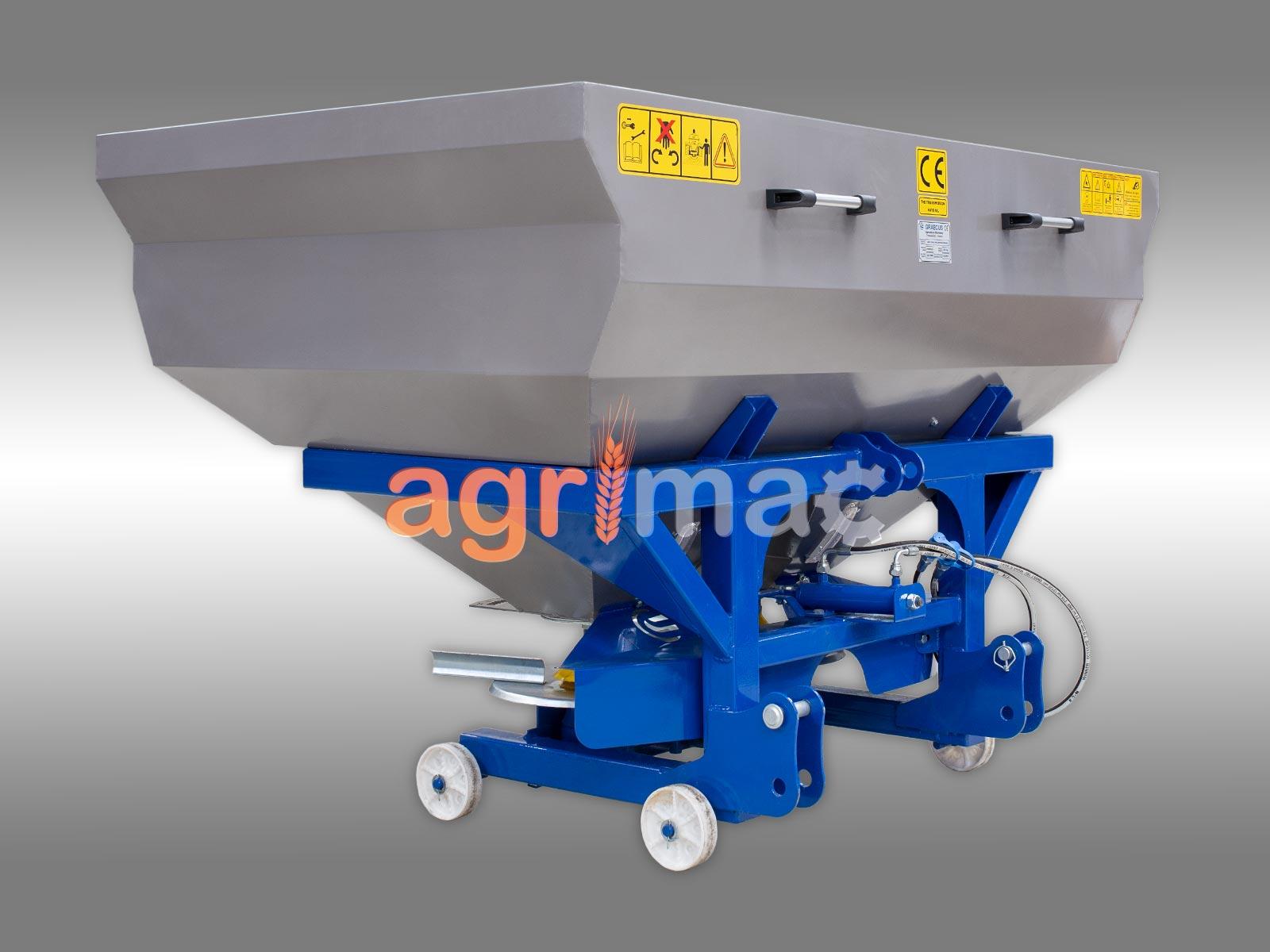 γεωργικο μηχανημα λιπασματοδιανομεας