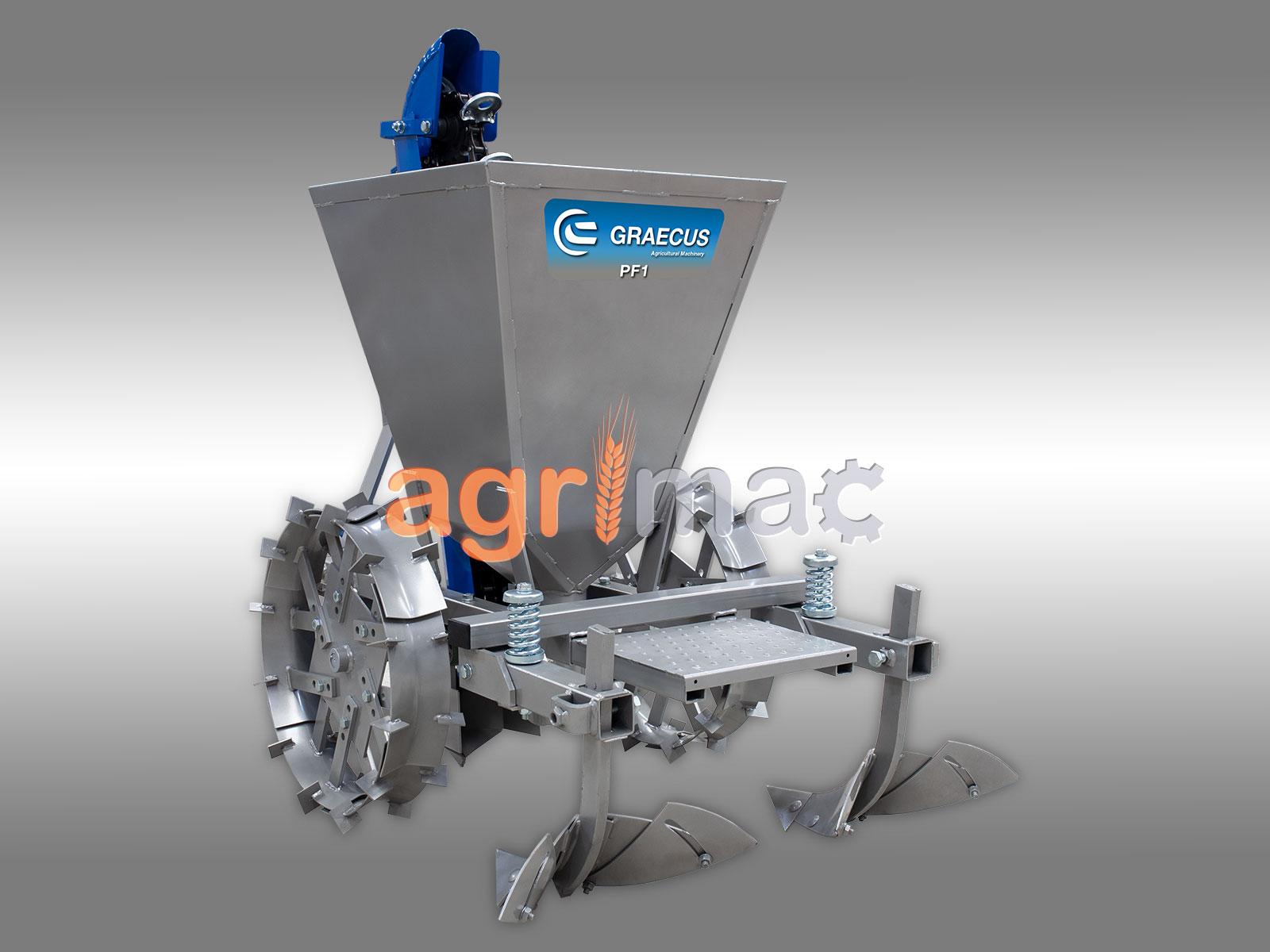 φυτευτικη μηχανη πατατας