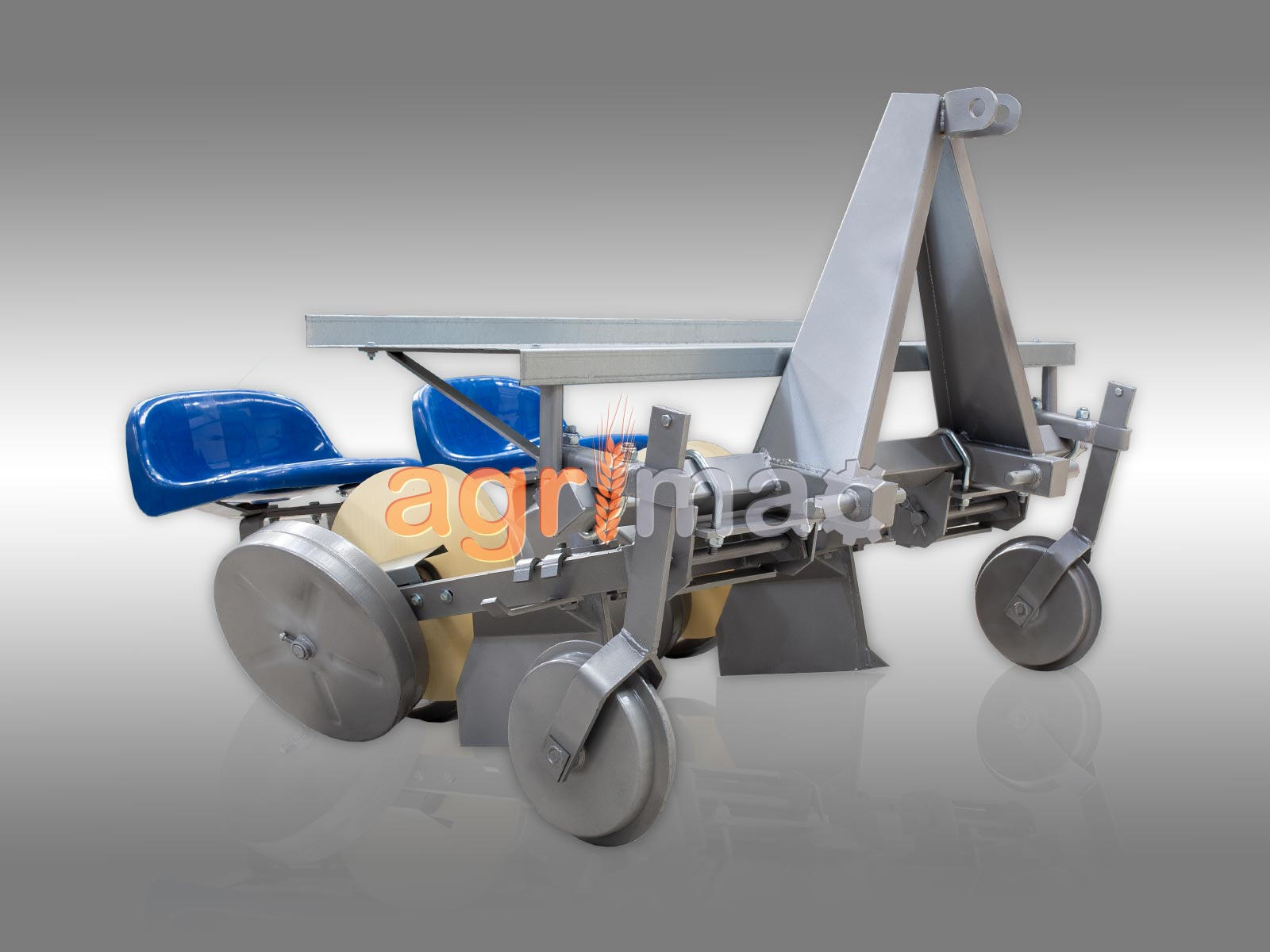 φυτευτικο μηχανημα για σαλατες