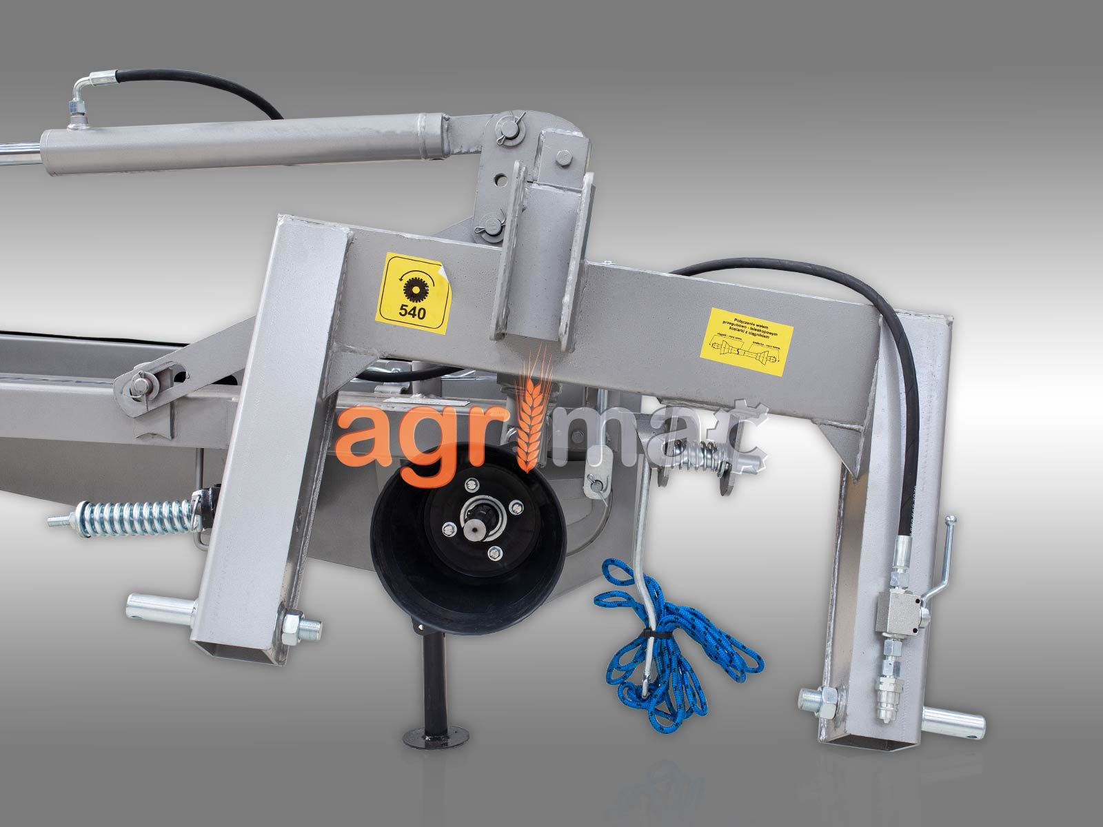 γεωργικα μηχανηματα χορτοκοπτικο